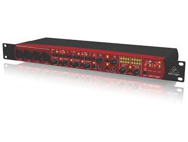 buy online Tascam US 16x08 Interface with free home delivery