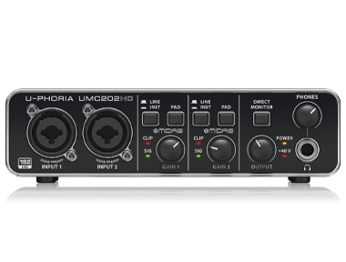 buy online Focusrite Scarlett-18i20 USB 2.0 Recording Audio Interface with free home delivery