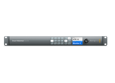 buy online Blackmagic Design Videohub Master Control pro  with free home delivery