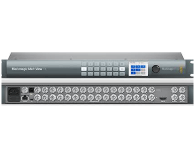 buy online Blackmagic Design  MultiView 4 HD with free home delivery