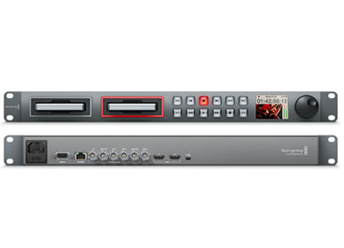 buy online BLACK MAGIC DESIGN HyperDeck Studio Mini with free home delivery
